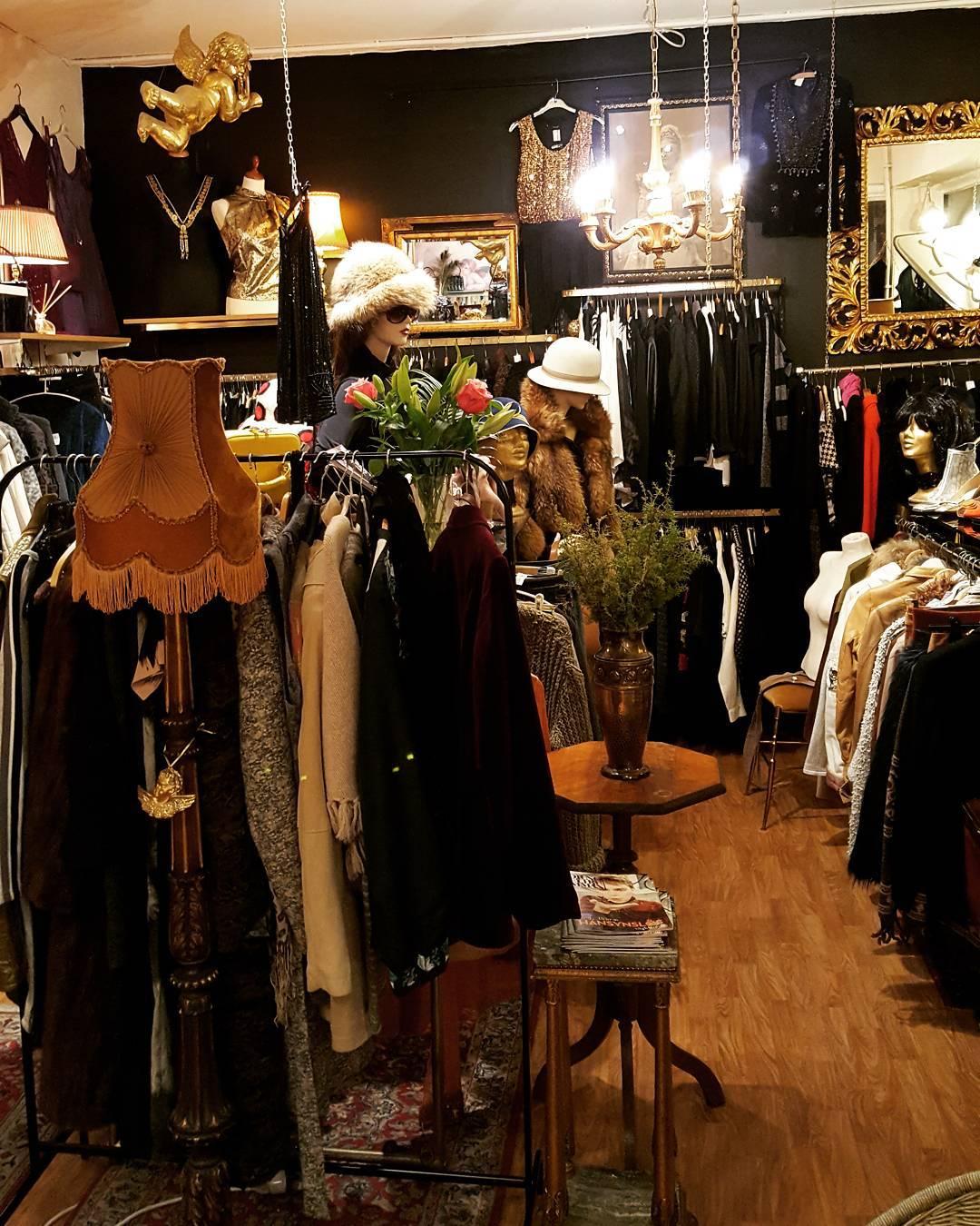 secondhand butiker i göteborg
